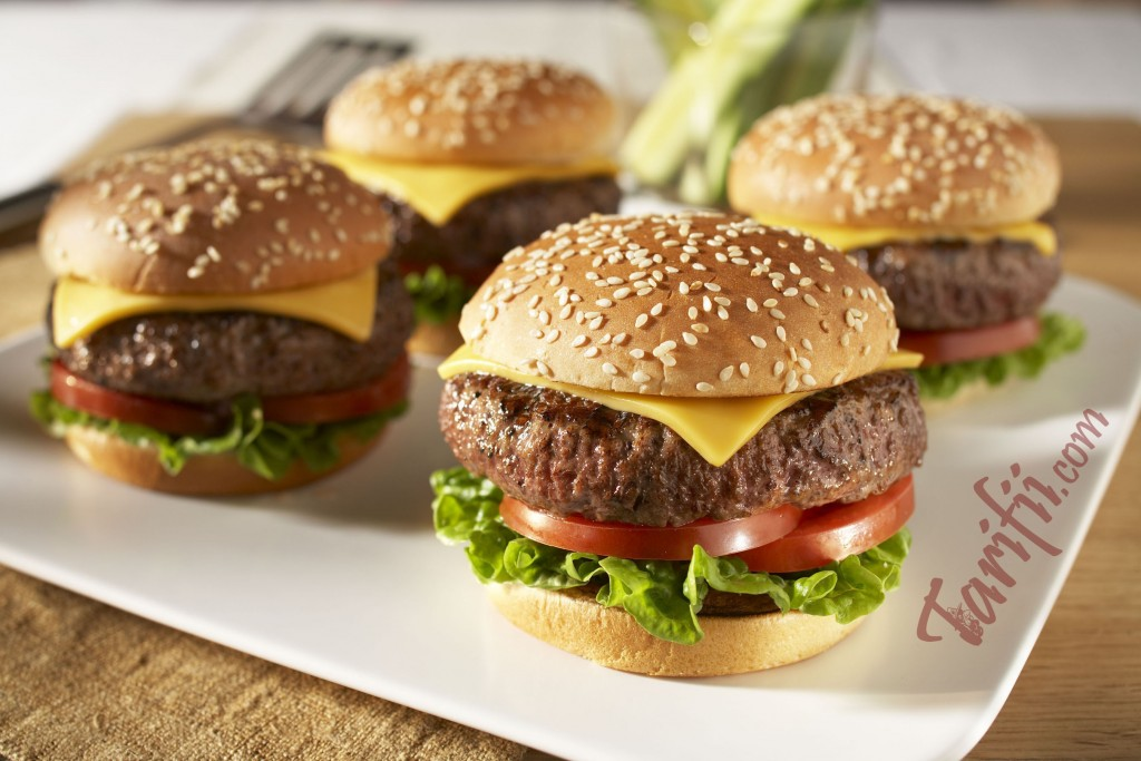 Evde Hamburger Yapmak