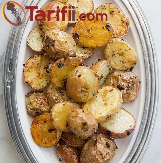 Kavrulmuş Patates Tarifi