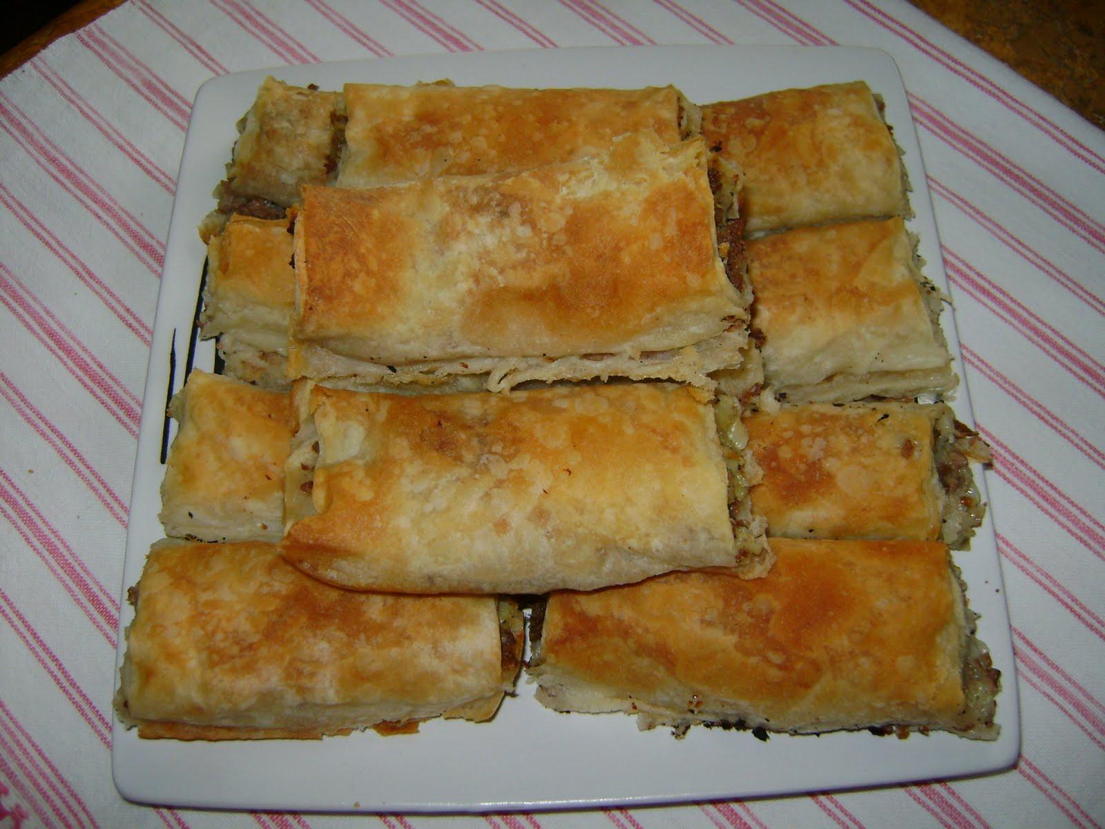 Kıymalı Patatesli Börek Tarifi Videosu