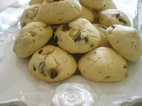 yeşil üzümlü kurabiye tarifi