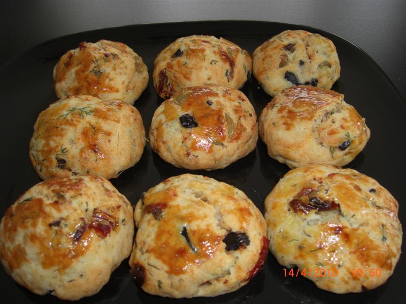 Zeytinli muzlu kurabiye tarifi